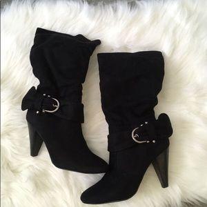 Black boots size 6.5